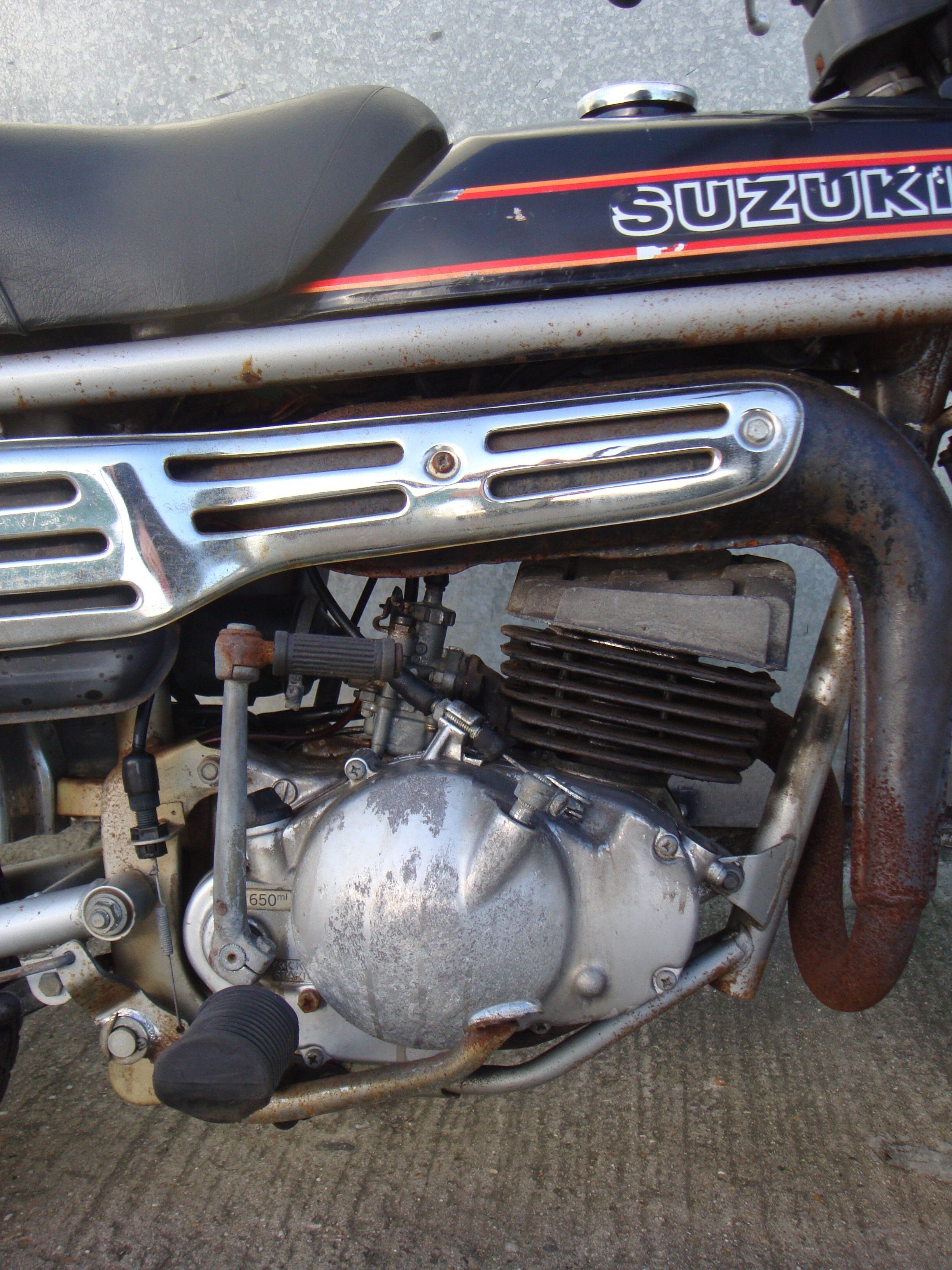 Suzuki Pv 50 For Sale >> Suzuki PV50 EPO - 1979 ⋆ Unit 5 Motos
